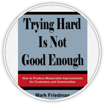 Trying Hard Is Not Good Enough Book